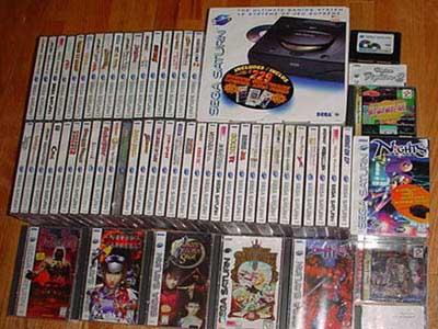 Sega Saturn Info En Taringa